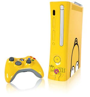 Simpsonsxbox360